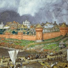 Сериал «Годунов»: реальная история