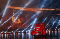 «Алые паруса» 2019: программа мероприятий, салют